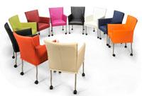 Webshop voor kantoorstoelen for Kantoorstoelen
