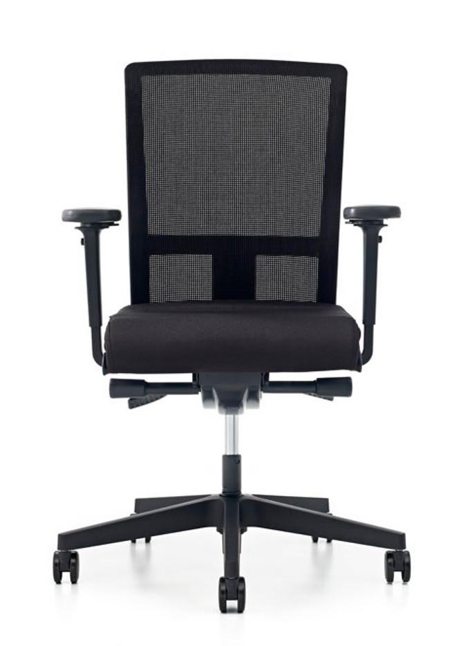 Bureaustoelen bureaustoel se7en npr for Kantoorstoelen