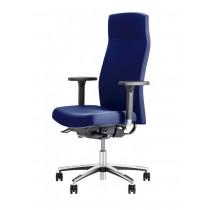 bureaustoel be noble met hoofdsteun