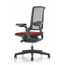 bureaustoel movy 14M8 achterzijde