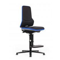 productiestoel neon 3 blauw
